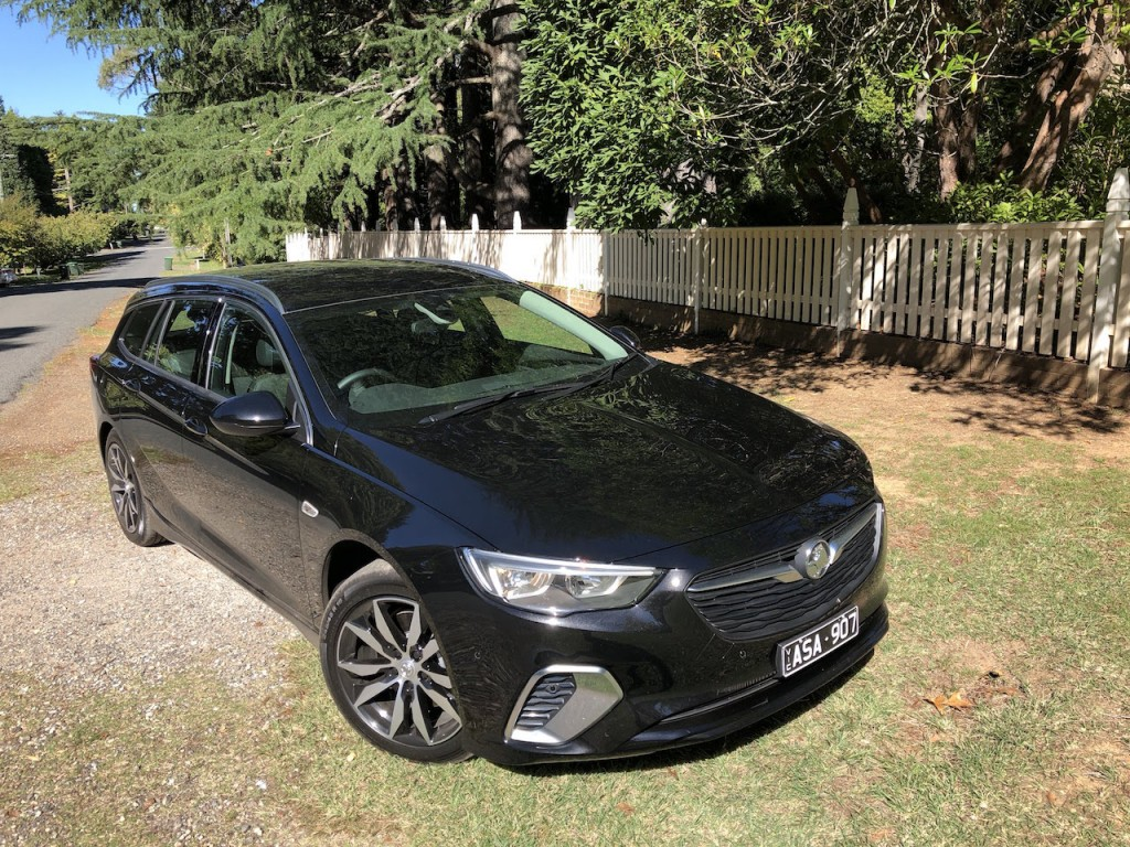 2018 Holden Commodore RS Sportwagon