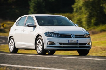 2018 Volkswagen Polo 70TSI Trendline Manual.