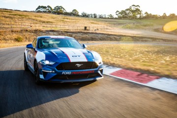 Ford Mustang will race in Supercars 2019