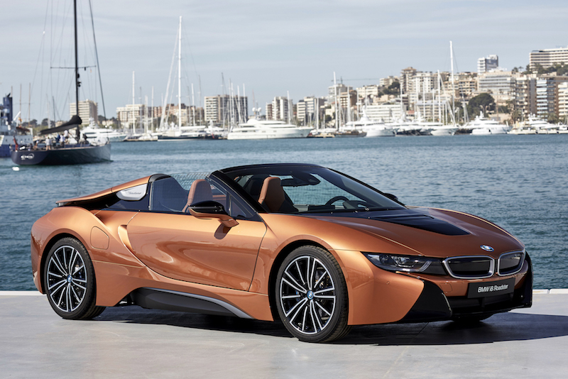 Bmw I8 Roadster Arrives Down Under From 348 900 Orc Price Hike