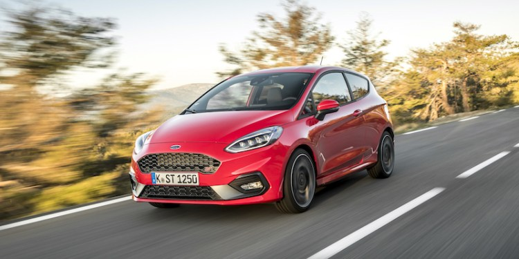 2018 Ford Fiesta ST Review
