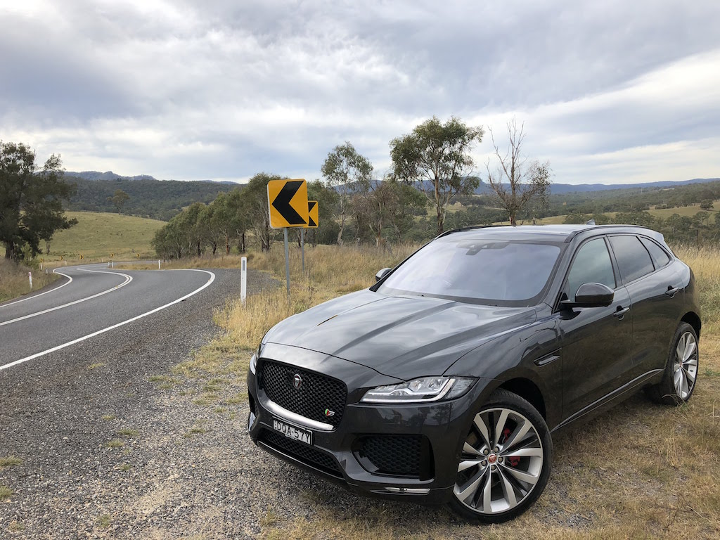 2018 Jaguar F-Pace S Review by Practical Motoring