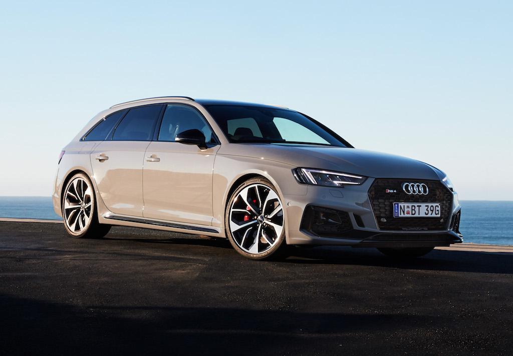 AllNew Audi RS Avant Arrives From ORC Practical - 2018 audi rs4