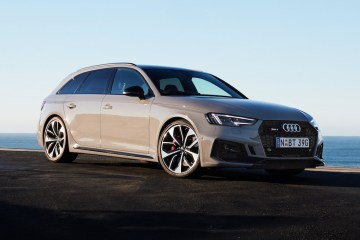 all-new 2018 Audi RS4 Avant