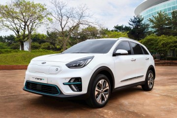 all-electric Kia Niro