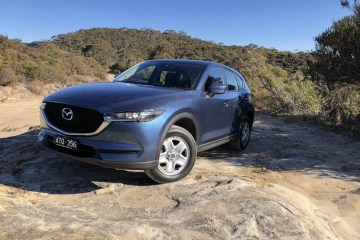 2018 Mazda CX-5 Maxx Sport AWD Review by Practical Motoring