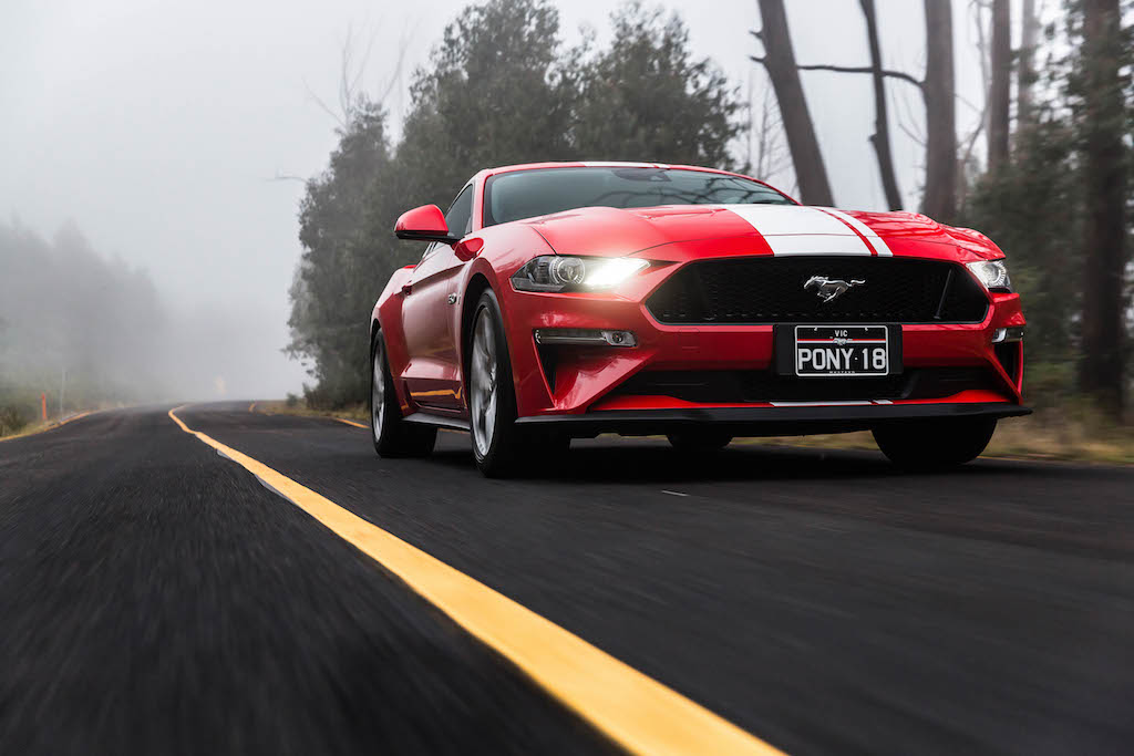 ford mustang gt review practical motoring