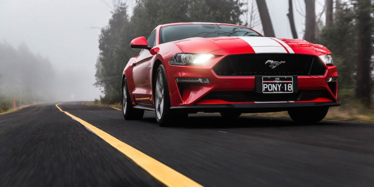 2018 Ford Mustang GT Review by Practical Motoring