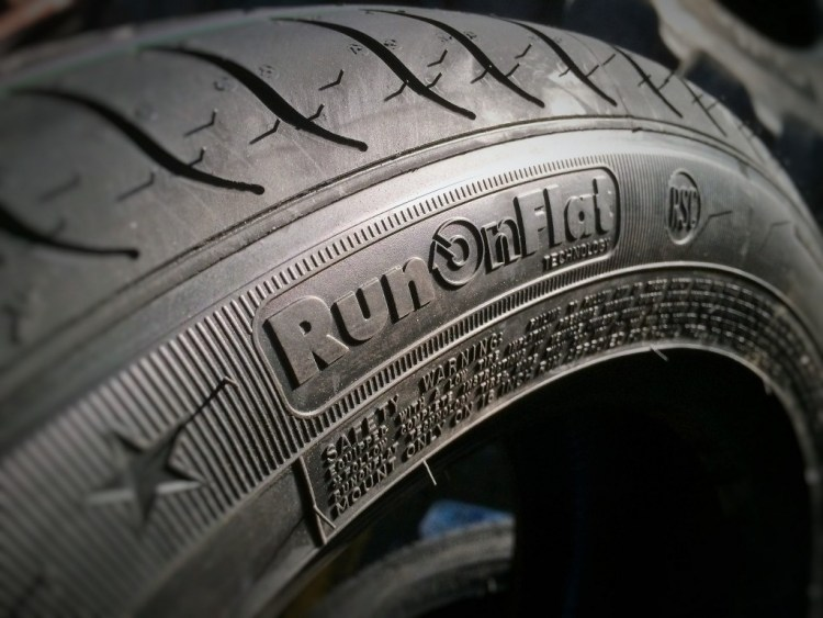 what is a run flat tyre
