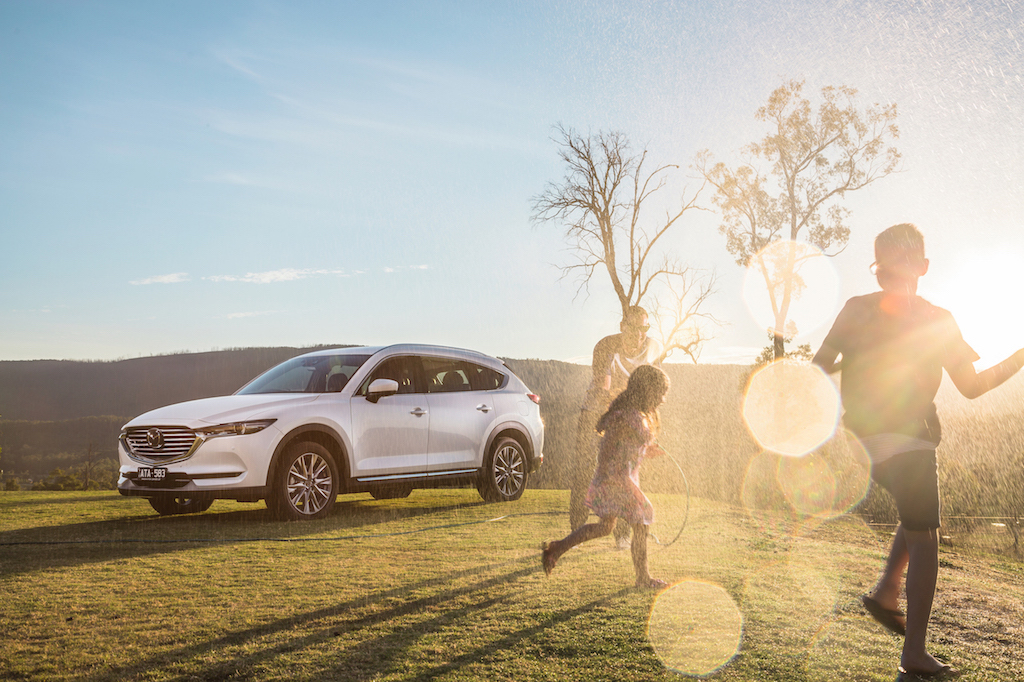 2018 Mazda CX-8 Review