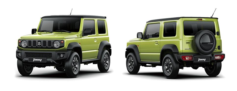 Suzuki Samurai Vs Jeep