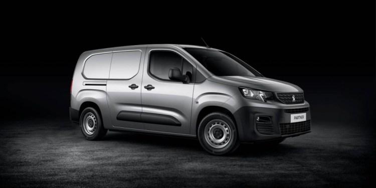 2019 Peugeot Partner