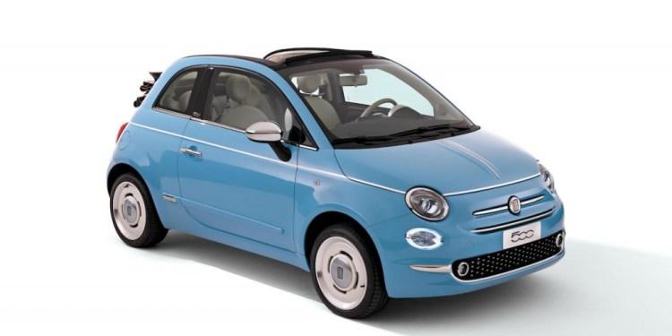 Fiat 500 Spiaggina 58