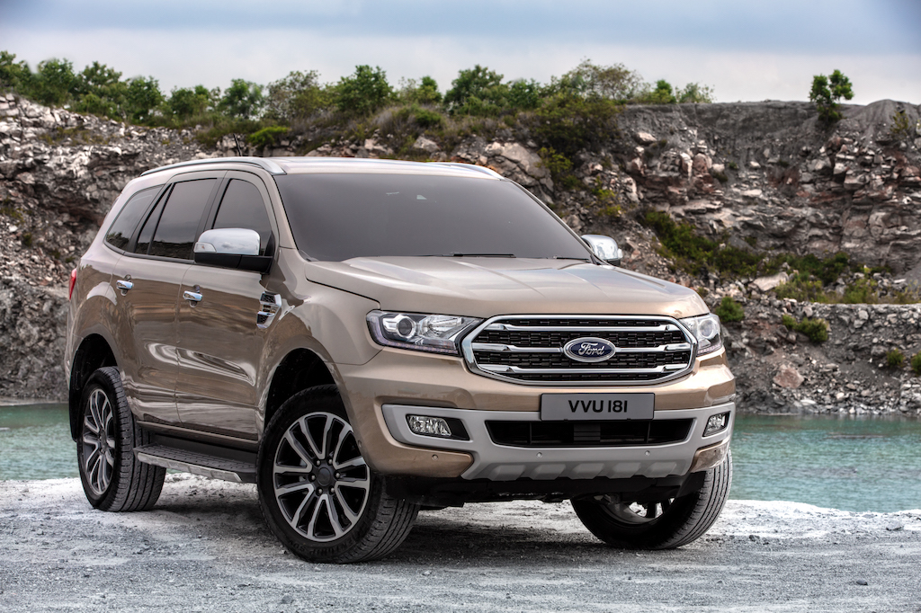 2019 Ford Everest Price, Specs And Release Date