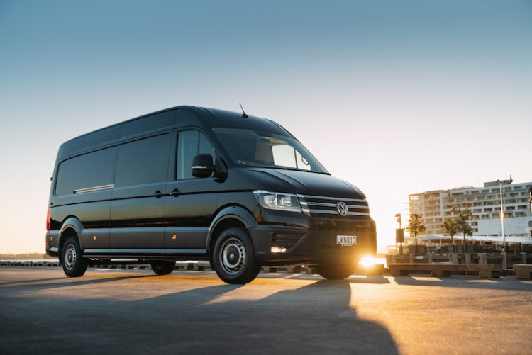 2018 volkswagen crafter review practical motoring. Black Bedroom Furniture Sets. Home Design Ideas