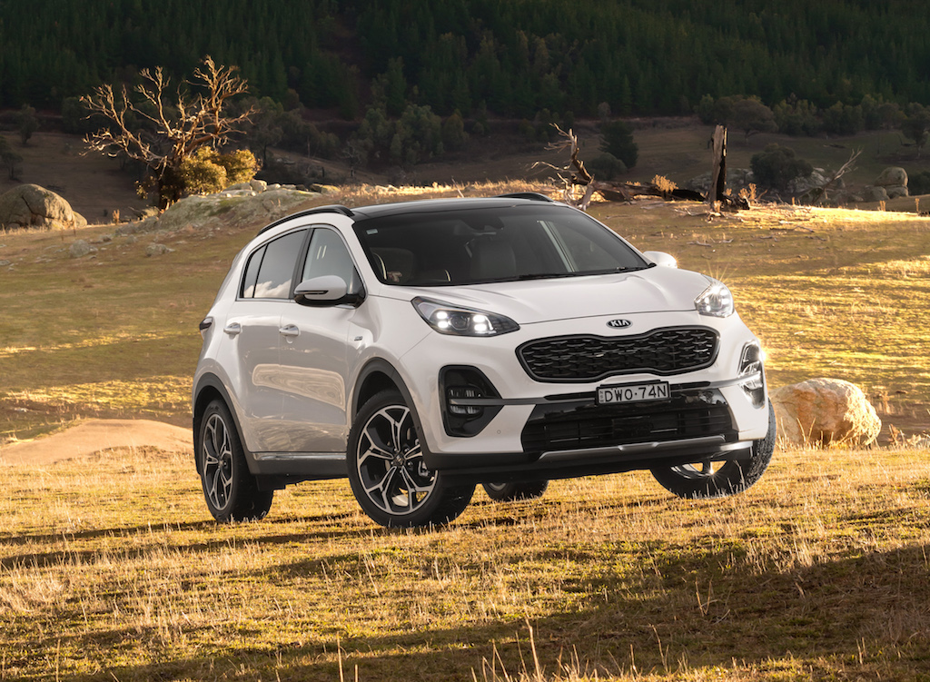 2019 kia sportage review practical motoring. Black Bedroom Furniture Sets. Home Design Ideas