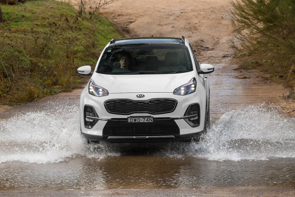 2019 Kia Sportage Review