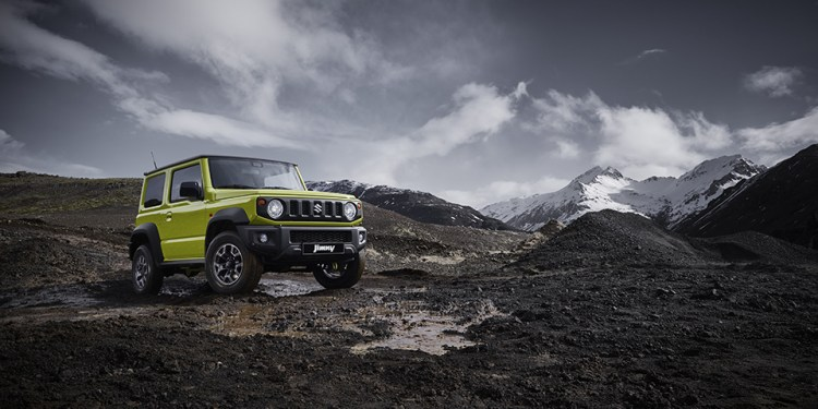 all-new Suzuki Jimny