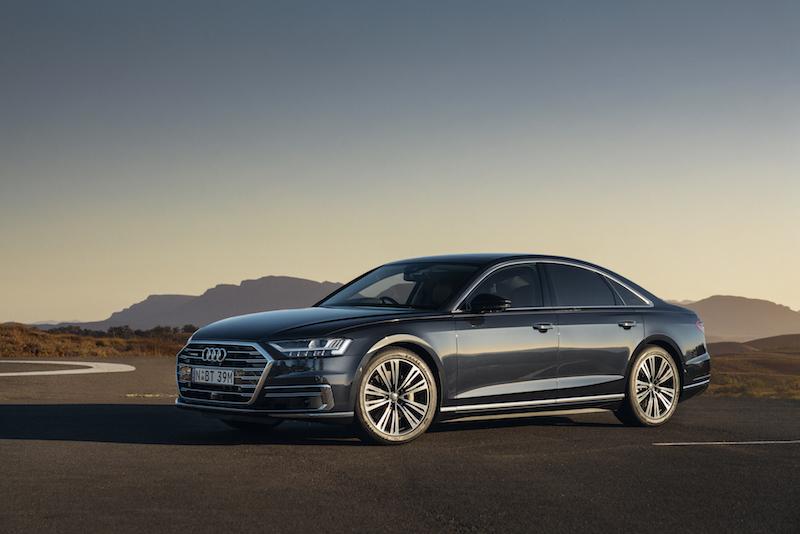 Audi A Review Practical Motoring - 2018 audi a8