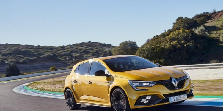 2018 Renault Megane R.S. Australian pricing announced