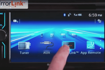 We've all heard about Apple CarPlay and Android Auto but MirrorLink also allows you to control your smartphone via your car's infotainment screen.
