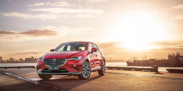 2019 Mazda CX-3 price, specs and release date detailed
