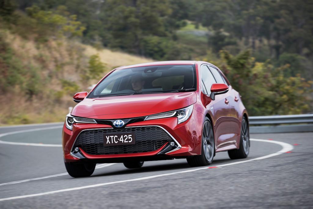 2018 Toyota Corolla Review