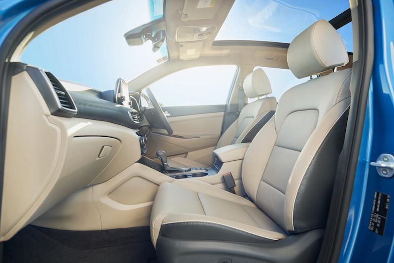 2019 Hyundai Tucson Highlander Review by PracticalMotoring.com.au