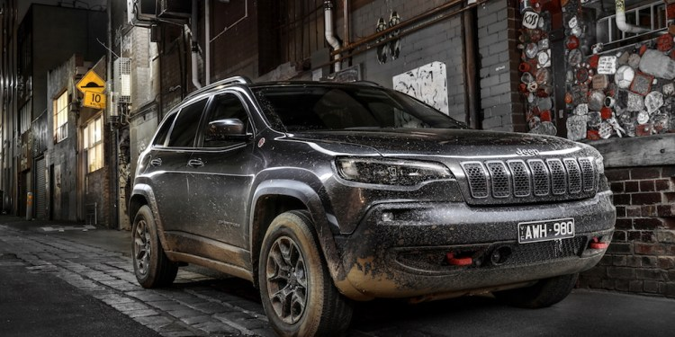 2018 Jeep Cherokee Review by Practical Motoring