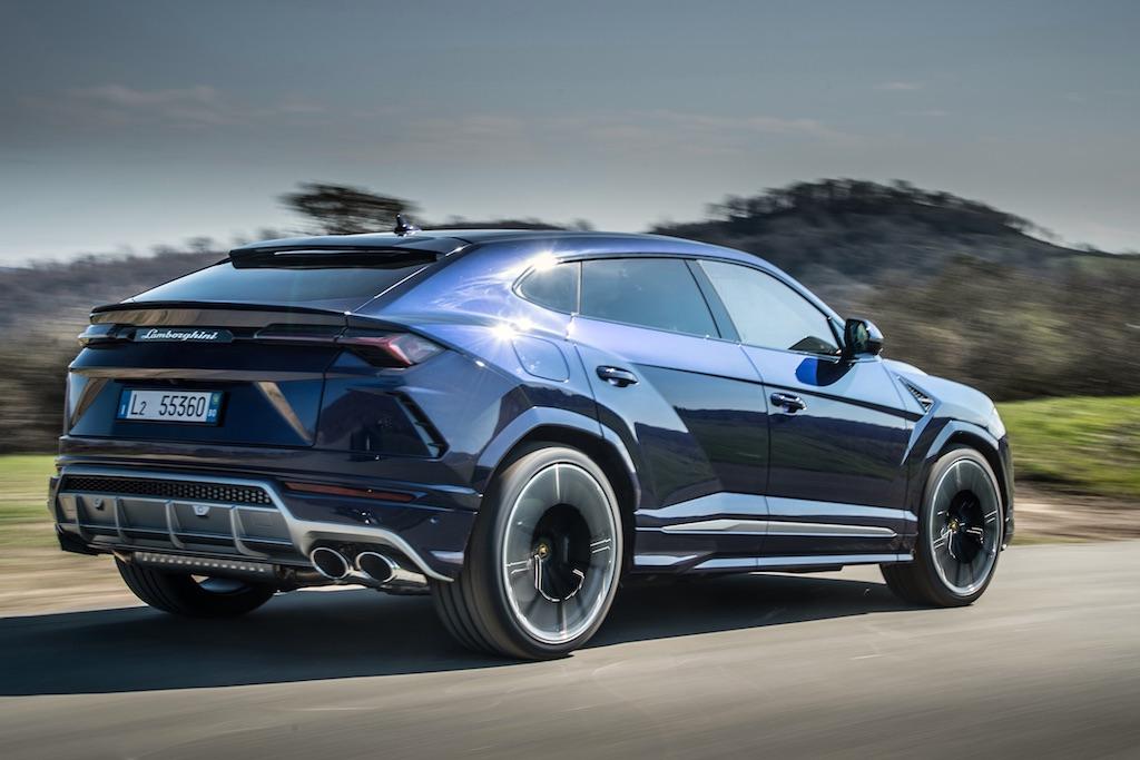 2018 Lamborghini Urus Review Practical Motoring