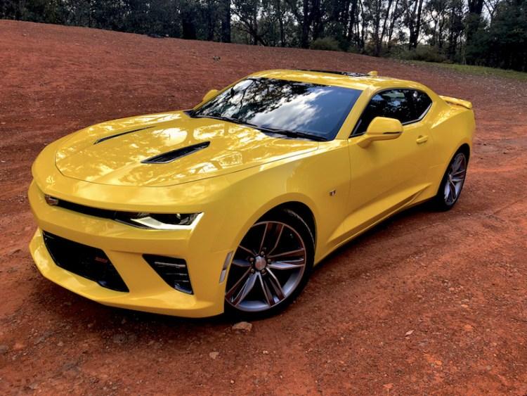 2018 Chevrolet Camaro 2SS Review