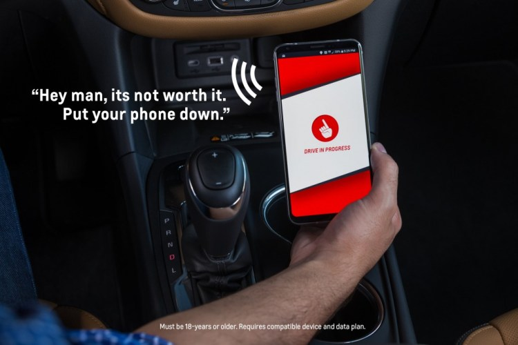 GM launches Call Me Out app to stop distracted drivers