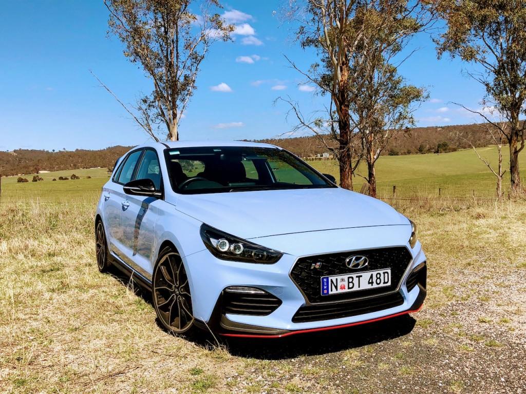 2018 Hyundai I30 N Review Practical Motoring
