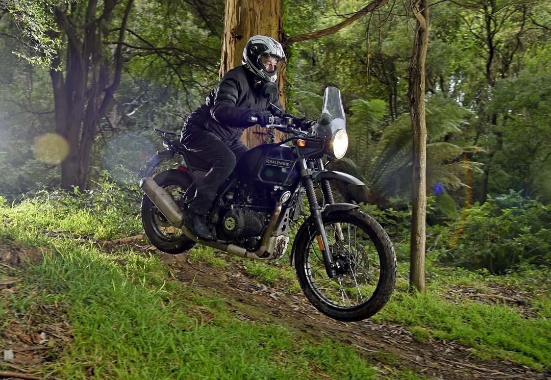 Royal Enfield Himalayan Review Practical Motoring