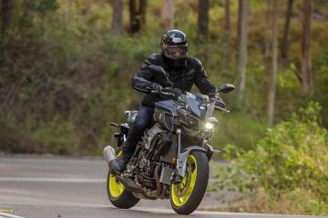Yamaha MT-10 Review