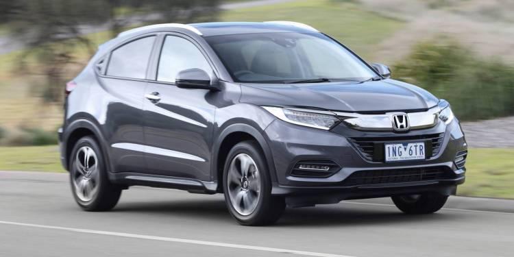 Updated 2018 Honda HR-V