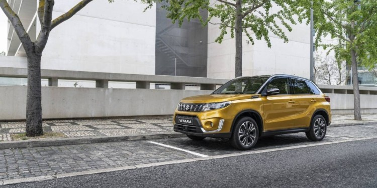 Suzuki Vitara Series II coming in 2019