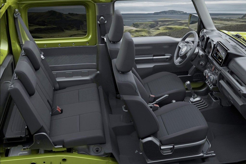First Drive 2019 Suzuki Jimny Review Practical Motoring