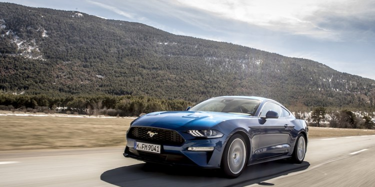 2019 Ford Mustant EcoBoost