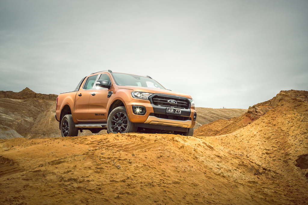 2019 Ranger Wildtrak Review