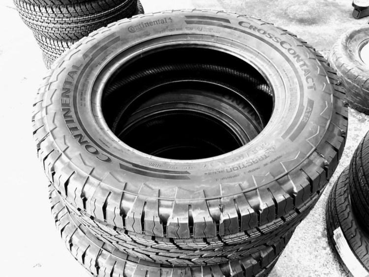 Continental CrossContact ATR tyres