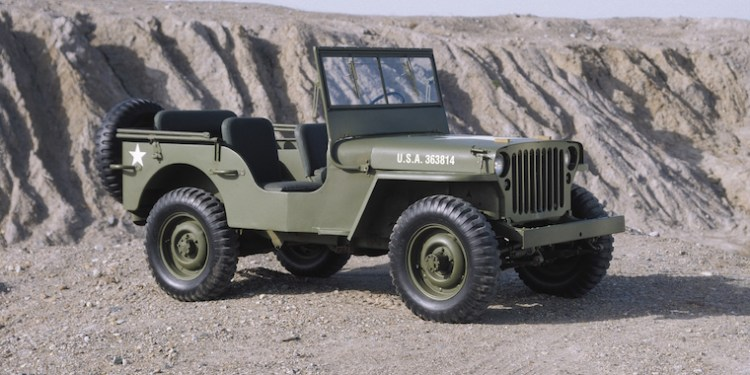 1942 Jeep® Willys MB