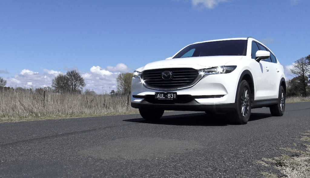 Mazda CX-8 Sport Review
