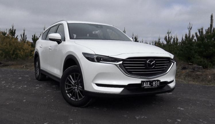 Mazda CX-8 Sport Review