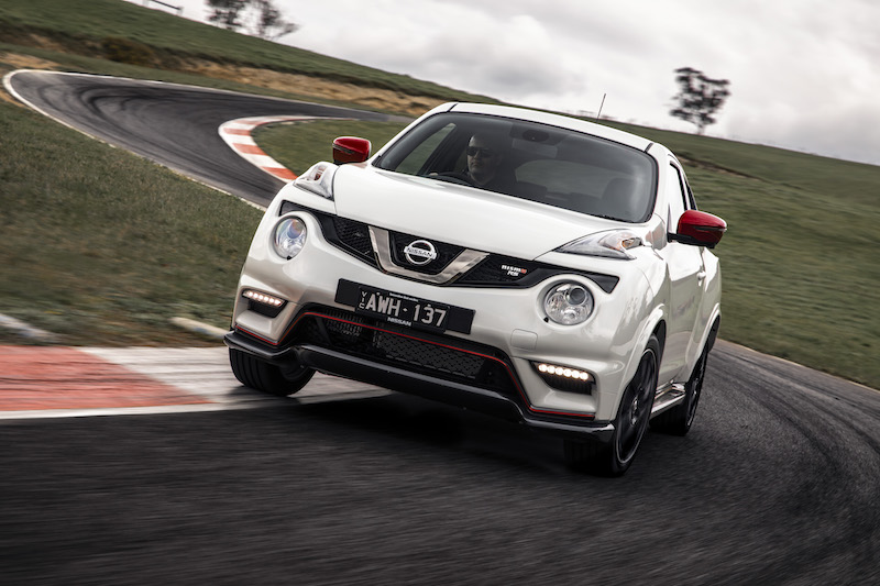 2018 Nissan Juke NISMO Review