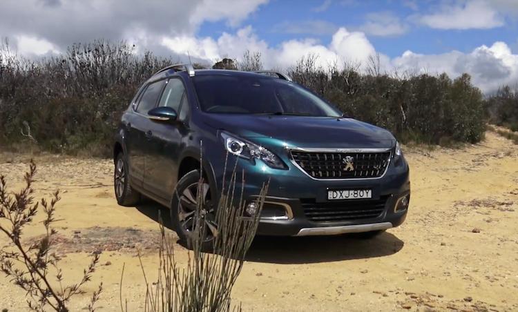 Peugeot 2008 Review 2018