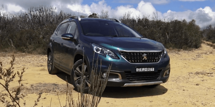 Peugeot 2008 Review 2018