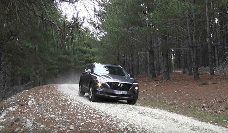 2019 Hyundai Santa Fe Active Review