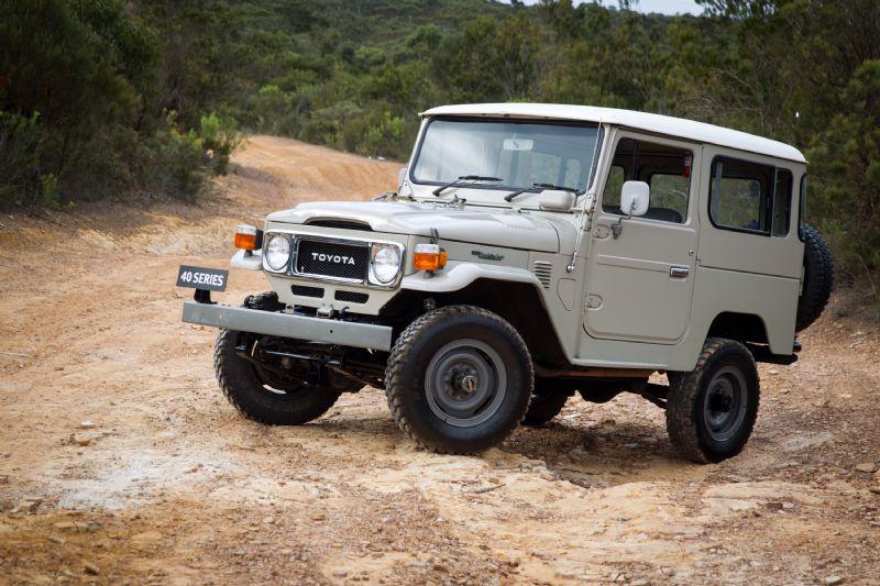 Toyota 40 Series LandCruiser