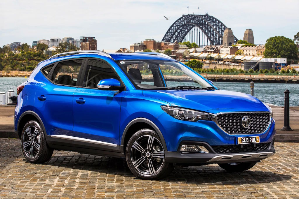 2018 Mg Zs Essence Review Practical Motoring